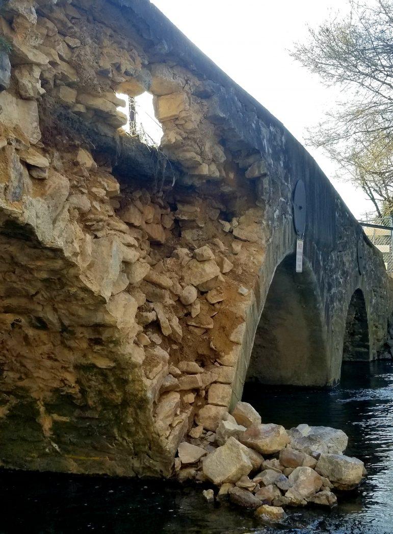 Meadows Road Bridge Collapse
