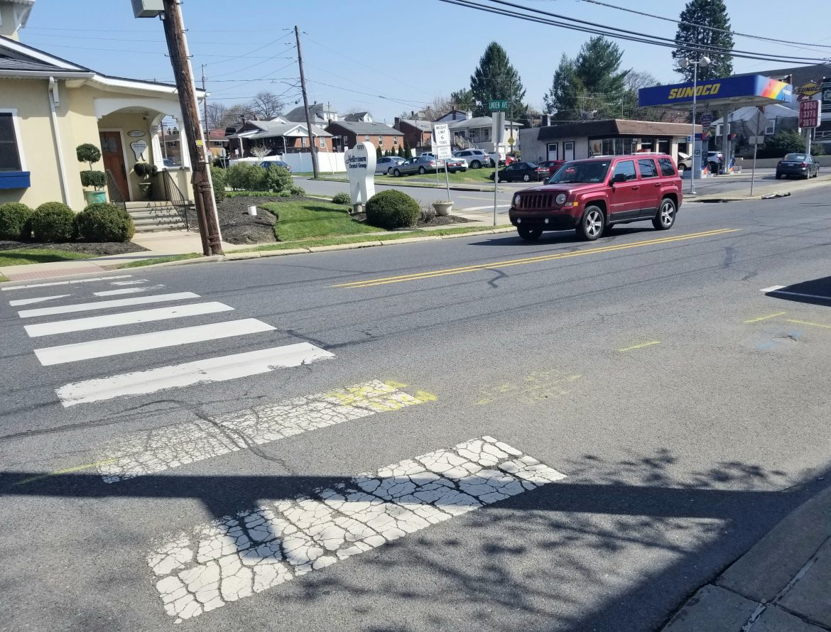Hellertown Police Pedestrian Fatal Accident