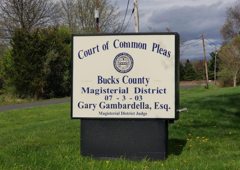 Bucks County District Court Ottsville