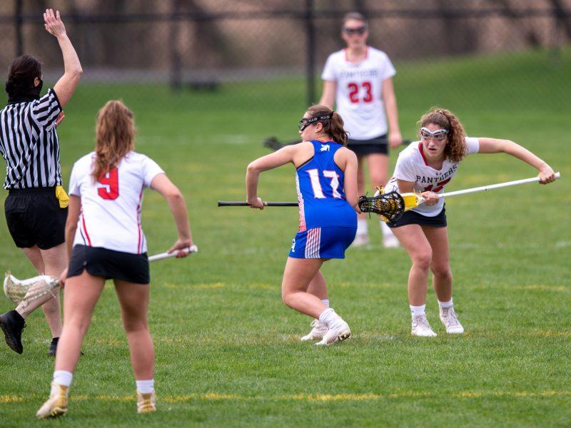 Saucon Girls Lacrosse Maria Donahue