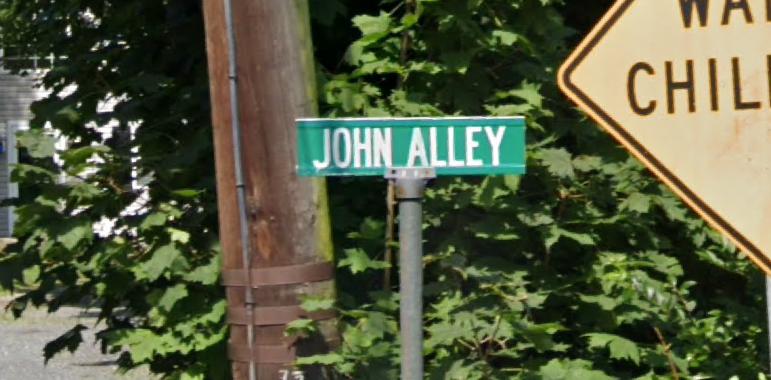 John Alley Coopersburg