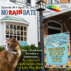 No Rain Date Let's Play Books Podcast Interview