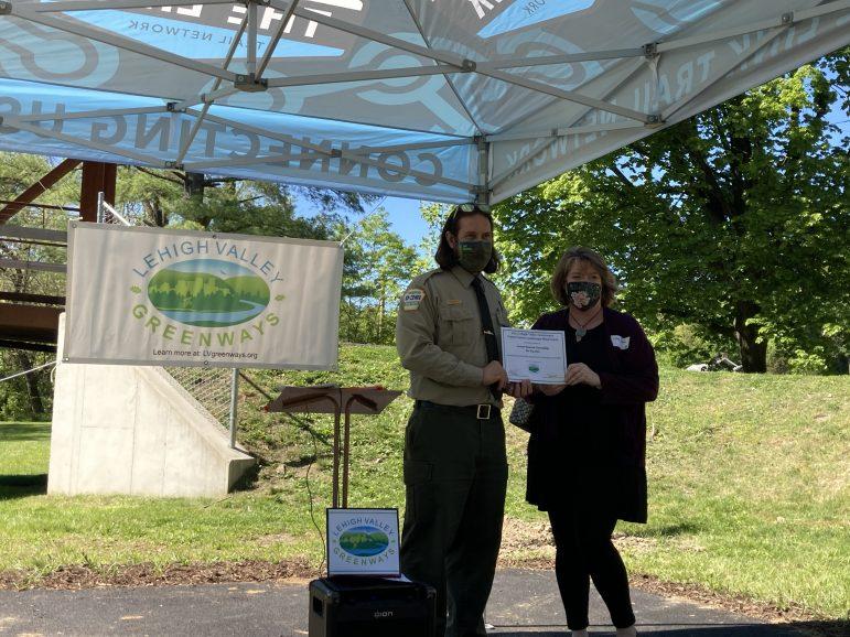 Saucon Rail Trail grant awarded