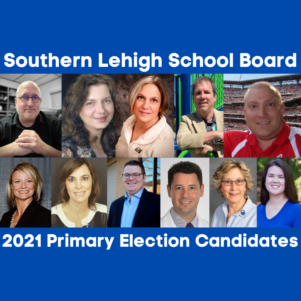 Southern Lehigh School Board Primary Candidates