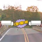 Trucks Canal Bridge Collision
