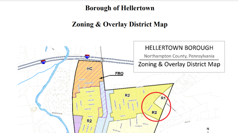 Hellertown Zoning Ordinance