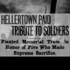 Hellertown World War Soldiers