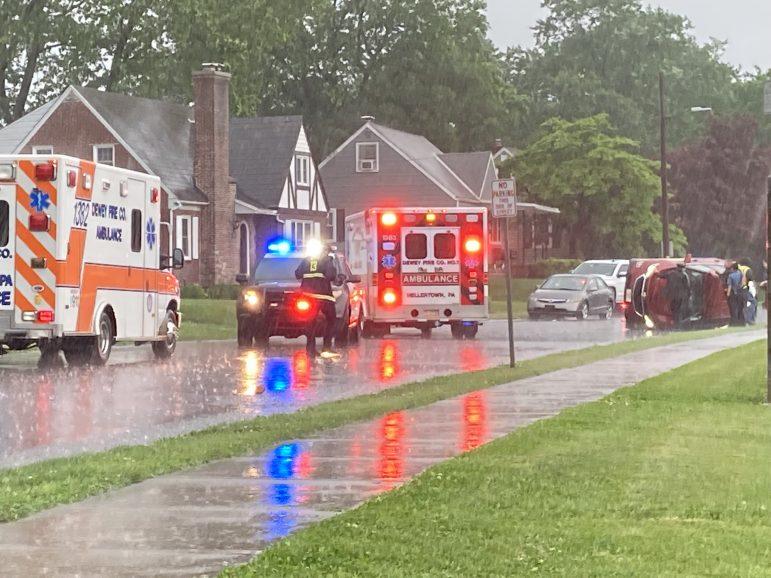 Hellertown Accident