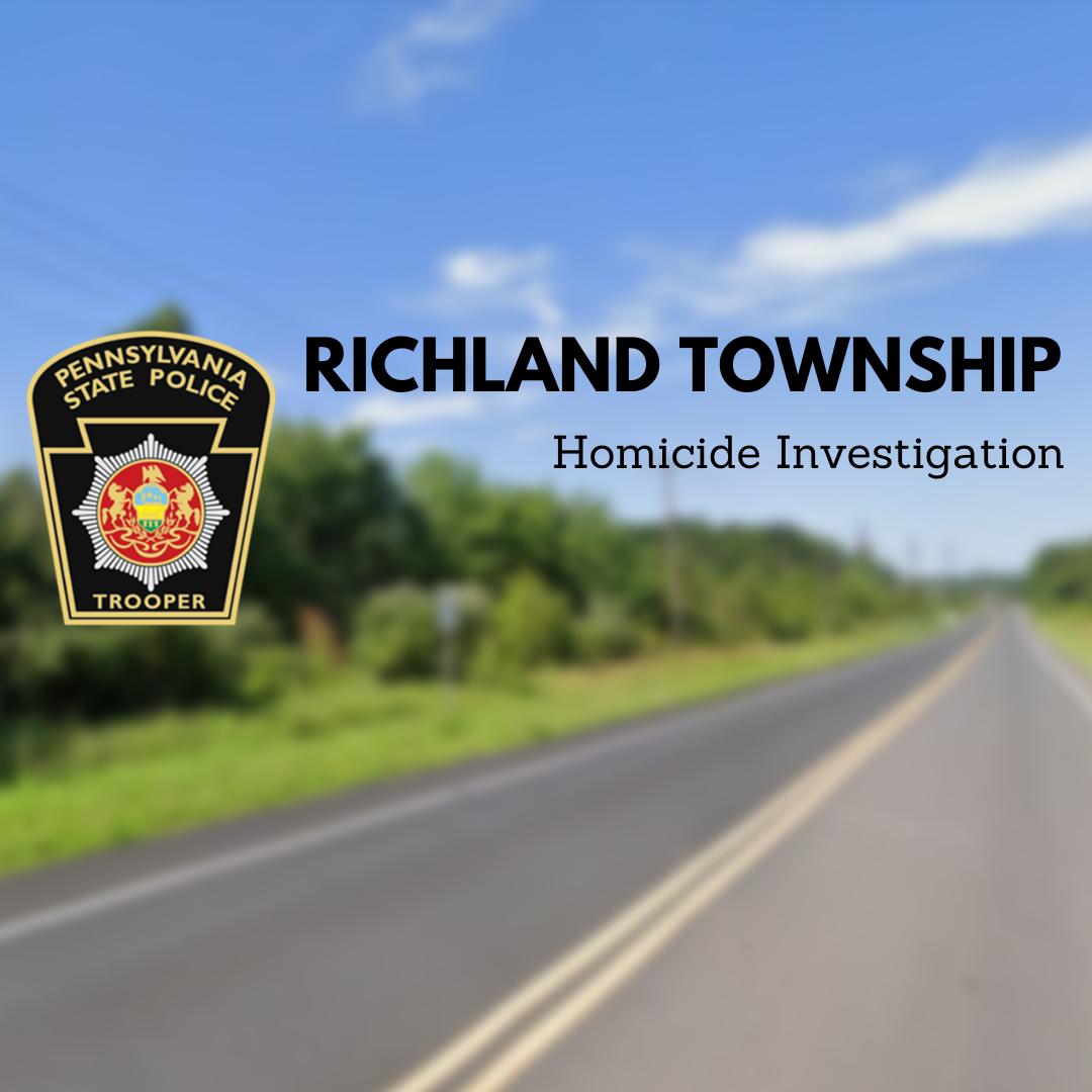 Richland Homicide