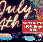 July 4th weekend things to do