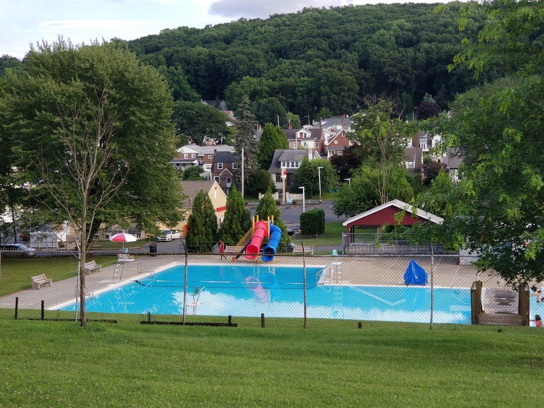 Fountain Hill Pool
