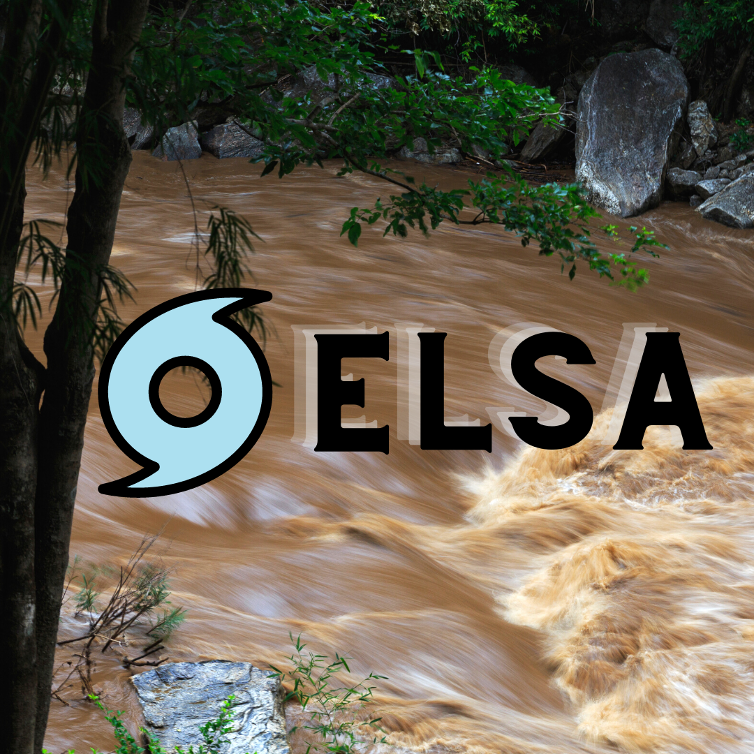 ELSA Tropical Storm Flooding