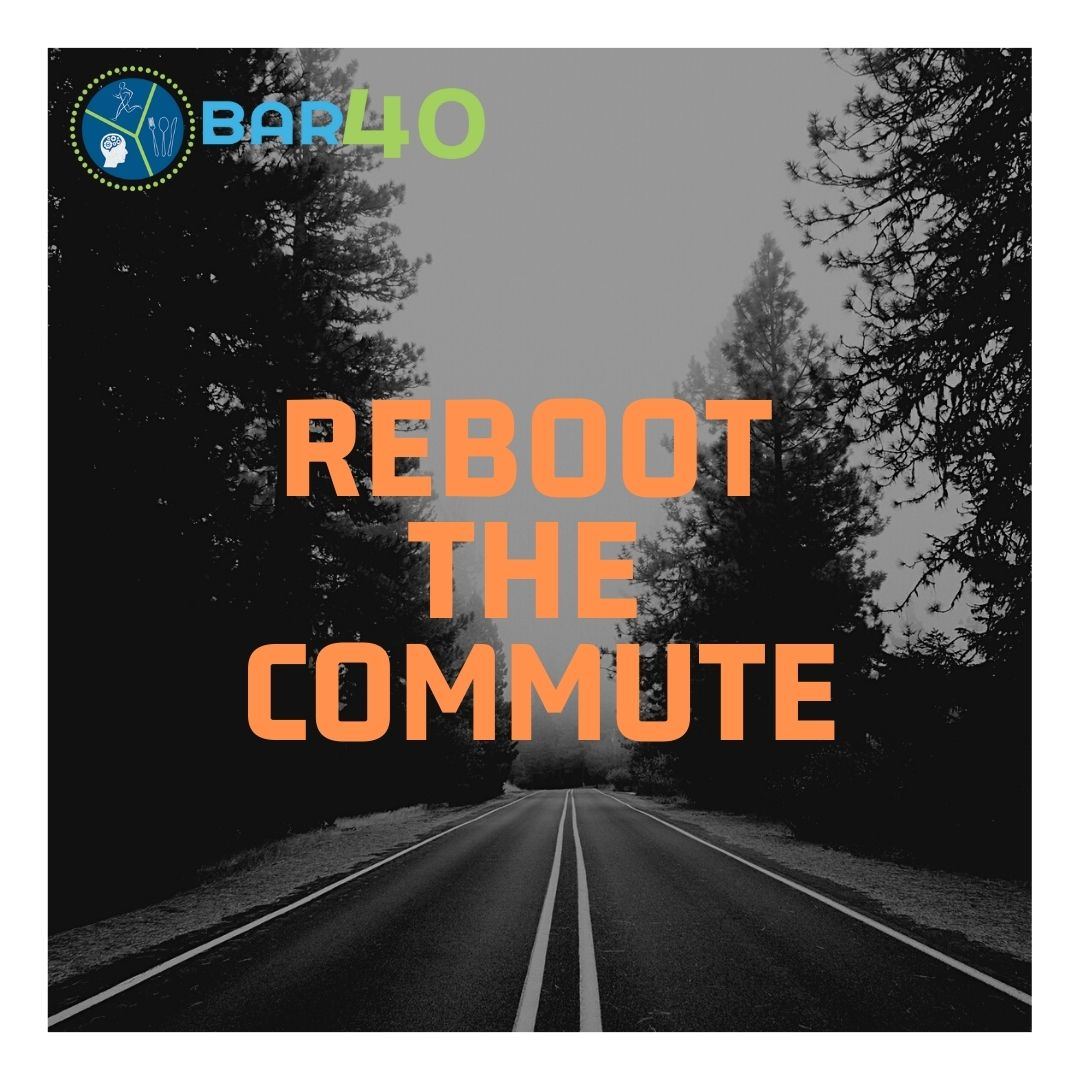 Reboot Your Commute Work Time