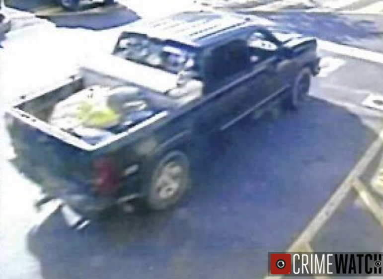 Richland Giant Theft Truck