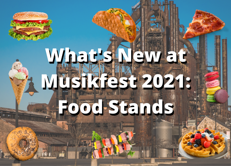 Musikfest: Food Stands