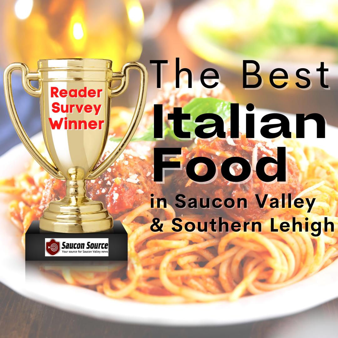 Best Italian Food Saucon Southern Lehigh