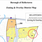 Hellertown ZHB grants appeal of rezoning decision