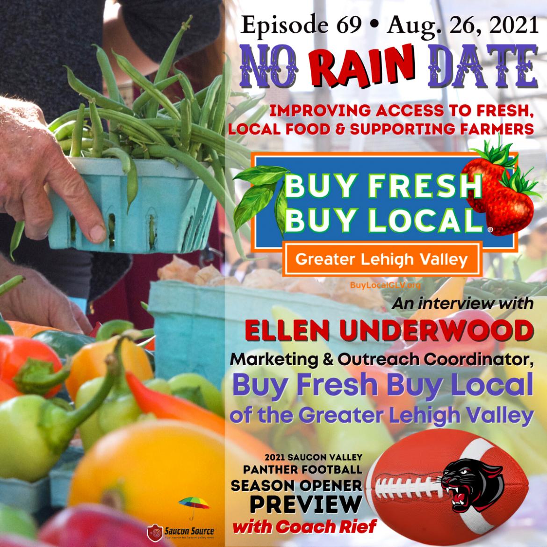 No Rain Date Buy Fresh Buy Local