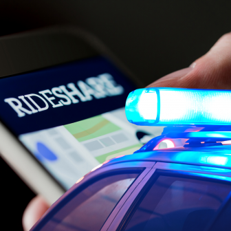 Uber Police Trespass
