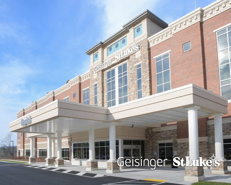 Geisinger St Luke Trauma Centers