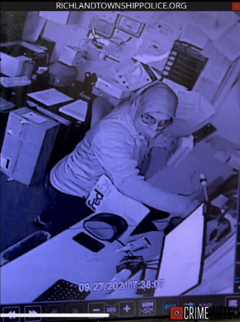 Methadone Clinic Burglary 1