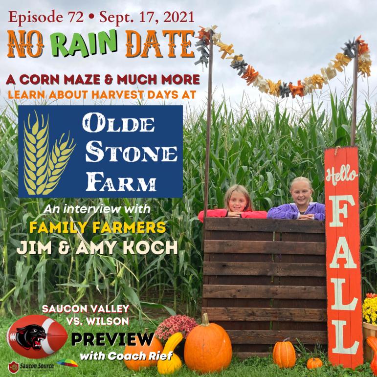 No Rain Date Harvest Days