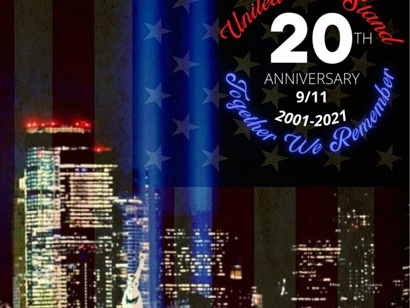 United We Stand, Together We Remember 9/11
