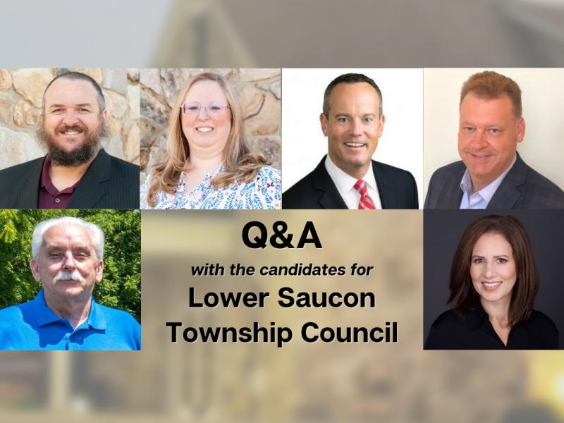 Lower Saucon Council Candidates