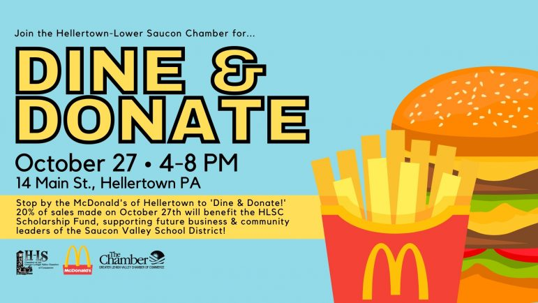 Chamber event Hellertown
