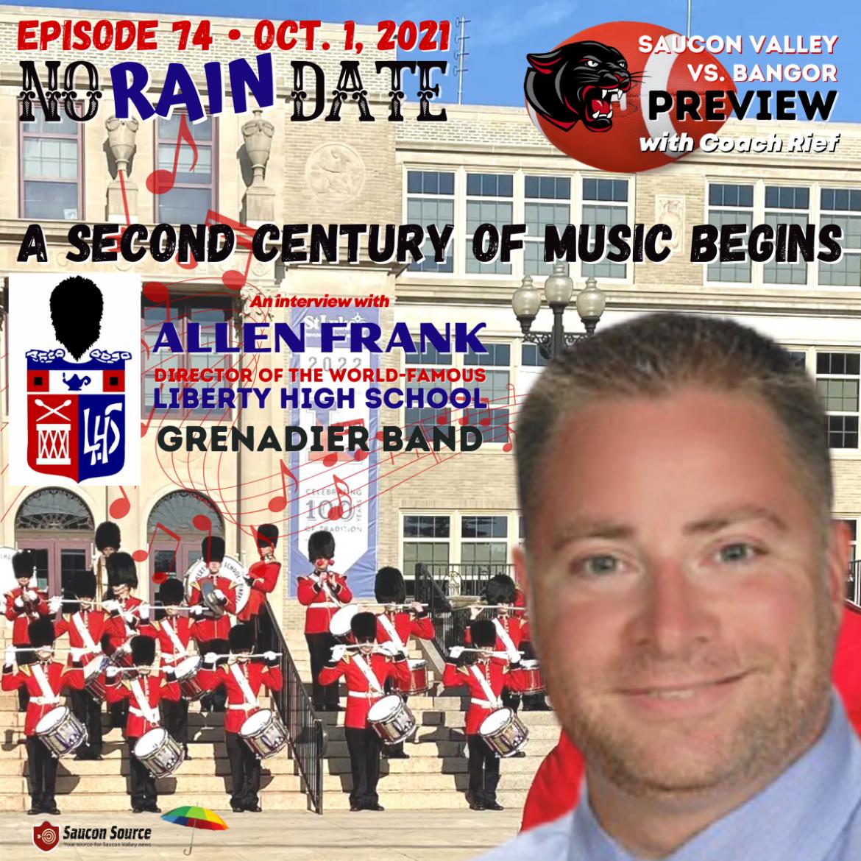 No Rain Date Grenadier Band Allen Frank
