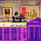 No Rain Date Allentown Art Museum