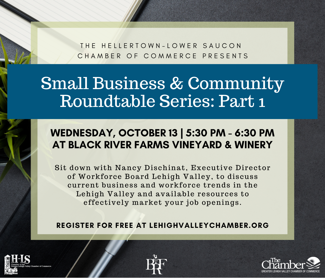 Chamber business roundtable