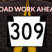 Rt. 309 Road Work