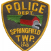Springfield Police Patch